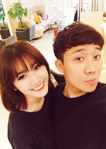 Hot Face sao Viet 24h: Vo Hoang Anh khoe bung bau vuot mat-Hinh-7