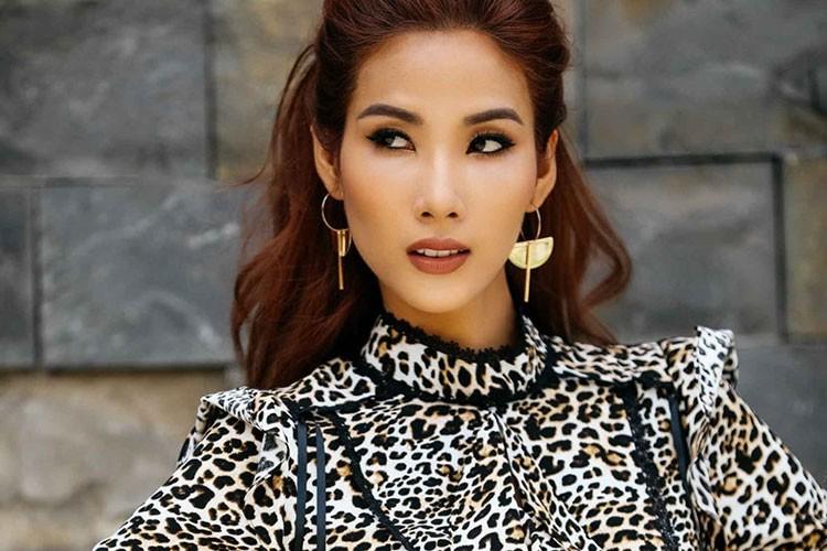"""Hoang Thuy """"lot xac"""" tu Next Top den Hoa hau Hoan vu Viet Nam-Hinh-8"""