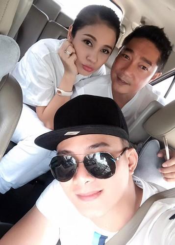 Hot Face sao Viet 24h: Tang Thanh Ha khoe chong be con trai-Hinh-12