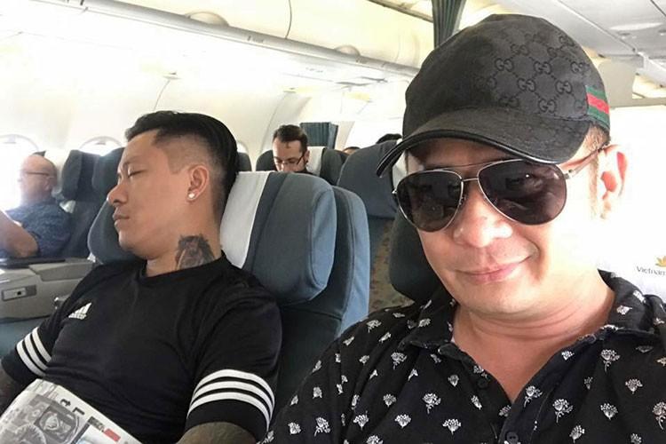 Hot Face sao Viet 24h: Tang Thanh Ha khoe chong be con trai-Hinh-2
