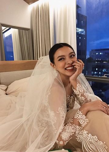 Hot Face sao Viet 24h: Tang Thanh Ha khoe chong be con trai-Hinh-4