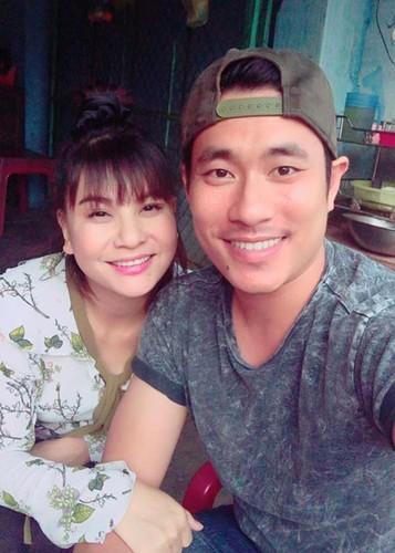 Hot Face sao Viet 24h: Tang Thanh Ha khoe chong be con trai-Hinh-6