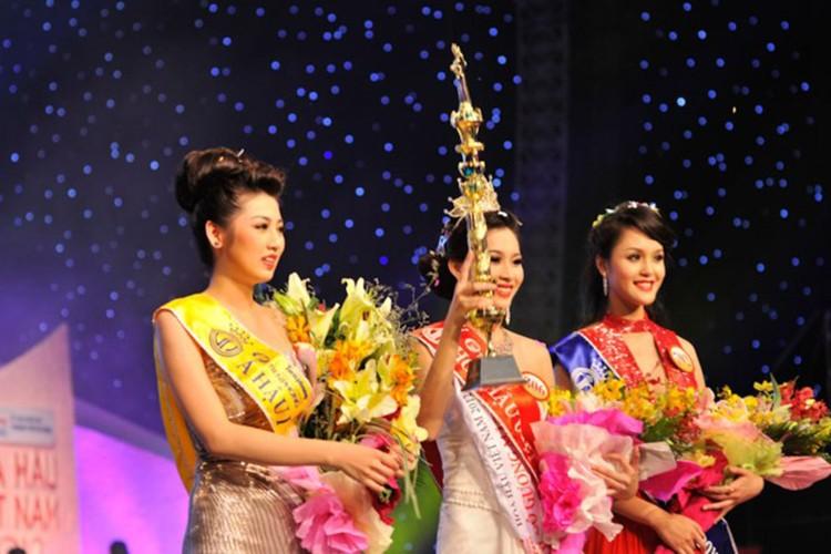 Roi Hoa hau VN 2012, Dang Thu Thao - Do Hoang Anh ra sao?-Hinh-2