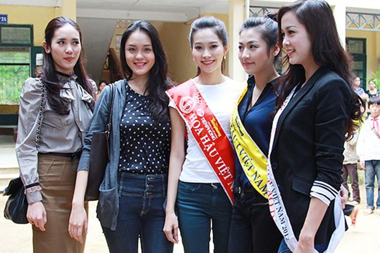 Roi Hoa hau VN 2012, Dang Thu Thao - Do Hoang Anh ra sao?-Hinh-3