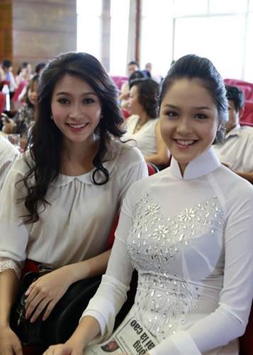 Roi Hoa hau VN 2012, Dang Thu Thao - Do Hoang Anh ra sao?