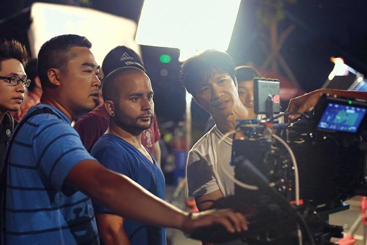 Hau truong phim hai dam chat Chau Tinh Tri cua Dustin Nguyen-Hinh-7