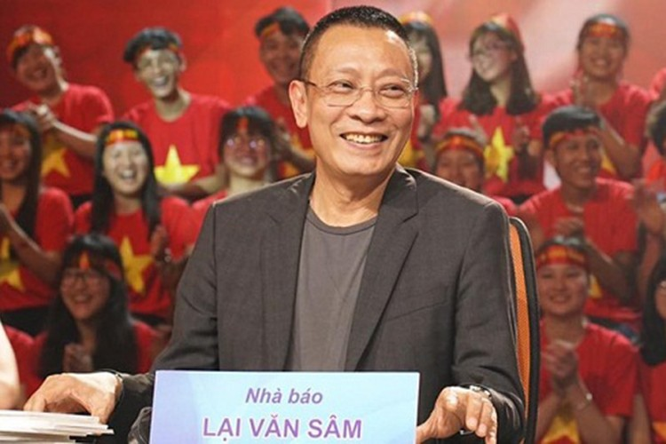 Nghi huu o VTV, nha bao Lai Van Sam gio ra sao?