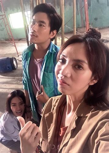 Hot Face sao Viet 24h: HH Thu Thao lo dien sau thong tin dam cuoi-Hinh-13
