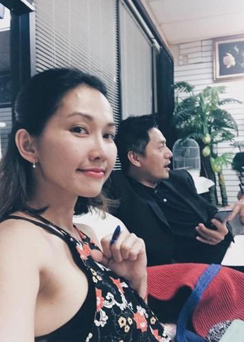 Hot Face sao Viet 24h: HH Thu Thao lo dien sau thong tin dam cuoi-Hinh-2