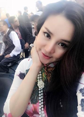 Hot Face sao Viet 24h: HH Thu Thao lo dien sau thong tin dam cuoi-Hinh-9