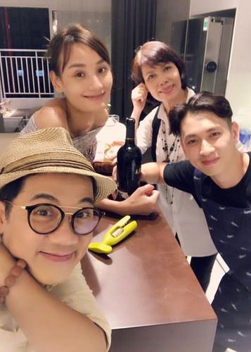 Hot Face sao Viet 24h: Nha Phuong nhi nhanh ben Binh An-Hinh-2