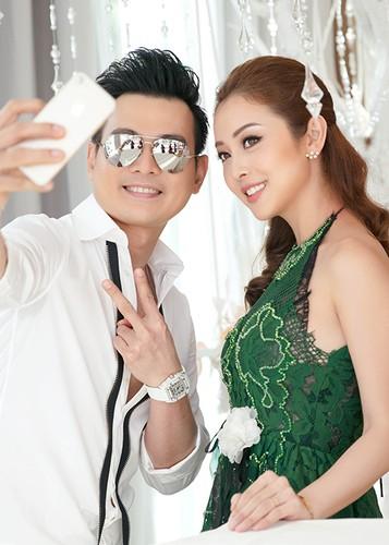 Jennifer Pham dep nao long ben Dam Vinh Hung-Hinh-7