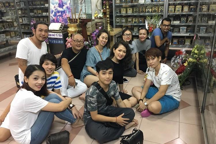 Van Trang, Huynh Dong den phan mo tuong nho Minh Thuan-Hinh-2