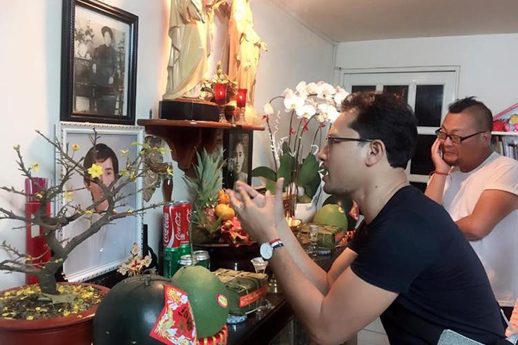 Van Trang, Huynh Dong den phan mo tuong nho Minh Thuan-Hinh-6