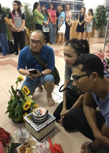Van Trang, Huynh Dong den phan mo tuong nho Minh Thuan