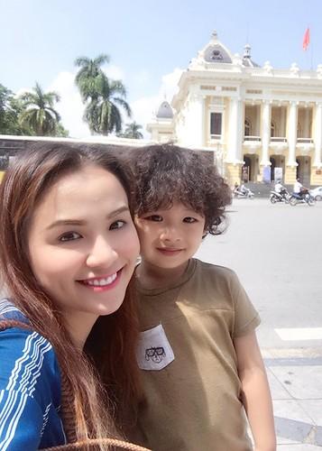 Hot Face sao Viet 24h: Truong Giang di quay phim mac on ao-Hinh-10