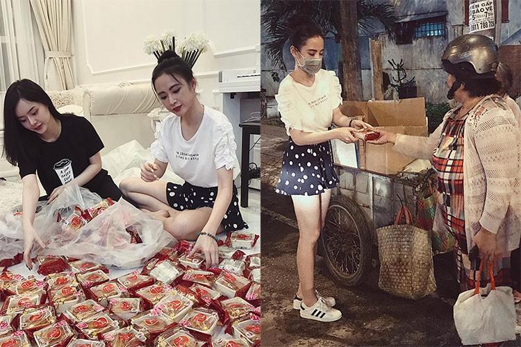Hot Face sao Viet 24h: Angela Phuong Trinh bi nem da vi dieu nay