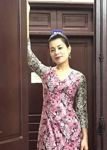 Hinh anh moi nhat cua vo Xuan Bac sau on ao to bi chen ep-Hinh-5