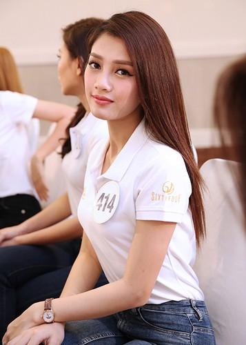 Mau Thuy lot ban ket Hoa hau Hoan vu Viet Nam 2017-Hinh-9
