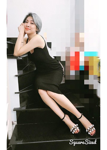 Hot Face sao Viet 24h:  Dao Ba Loc dang status an y giua on ao-Hinh-10