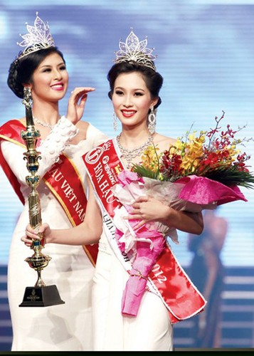 Do sac cap chi em hoa hau than thiet Ngoc Han - Dang Thu Thao-Hinh-3