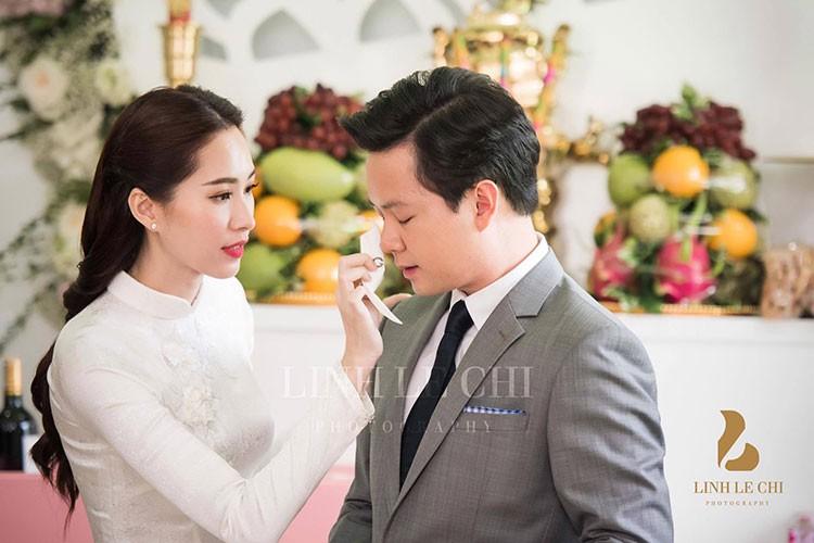 Khoanh khac dep nhat tu yeu den cuoi cua vo chong Thu Thao-Hinh-12
