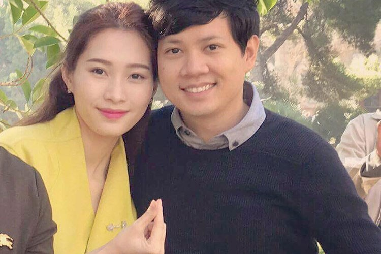 Khoanh khac dep nhat tu yeu den cuoi cua vo chong Thu Thao-Hinh-8