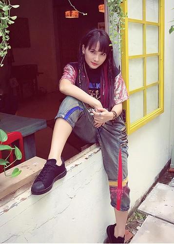 """Hot Face sao Viet 24h: Con trai Quoc Tuan """"ep"""" bo mua may giat moi-Hinh-10"""