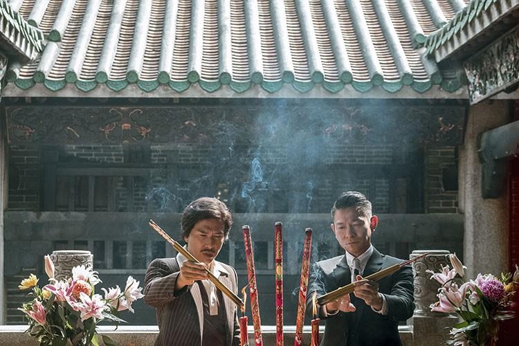 Chan Tu Dan dong que, Luu Duc Hoa vao vai canh sat