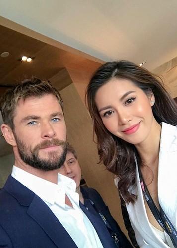 Hot Face sao Viet 24h: Dam Thu Trang ngay cang xinh mien che-Hinh-7