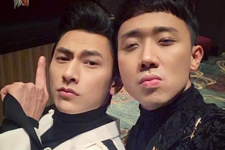 Hot Face sao Viet 24h: Ha Vi dien vay 2 day khoe vai tran goi cam-Hinh-11