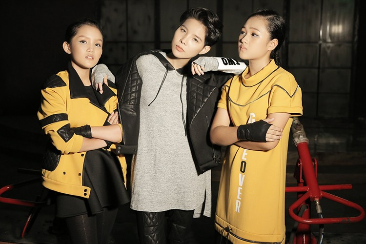 "Vu Cat Tuong cung tro cung gay ""nao loan"" san catwalk-Hinh-8"
