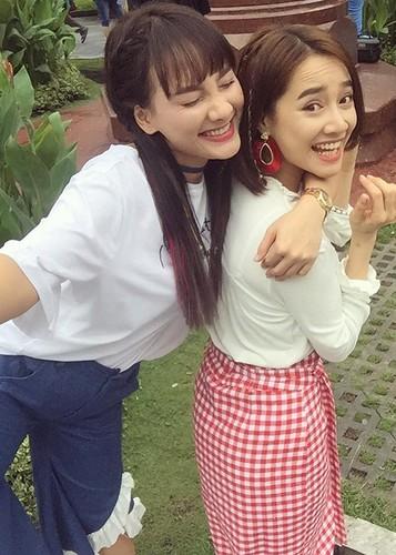 Hot Face sao VIet 24h: Con gai Elly Tran hoa Bach Tuyet gay sot-Hinh-10