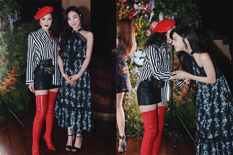 Hot Face sao Viet 24h: Xuan Bac tuoi tan giua on ao cua vo-Hinh-10
