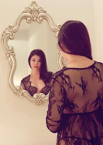 Loat anh goi cam hut mat o tuoi 42 cua dien vien Kim Oanh-Hinh-9