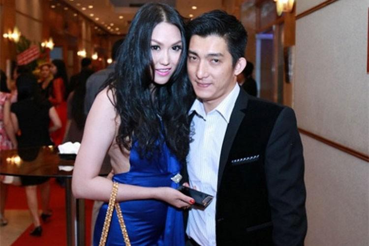 "Sao Viet yeu ""phi cong tre"": Nguoi hanh phuc, ke chia tay-Hinh-2"