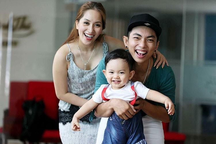 "Sao Viet yeu ""phi cong tre"": Nguoi hanh phuc, ke chia tay-Hinh-5"