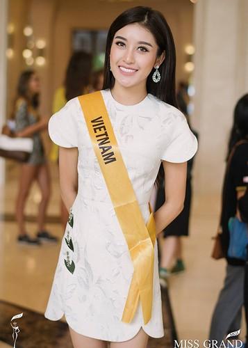 Soi chang duong cua Huyen My truoc chung ket Miss Grand International-Hinh-13