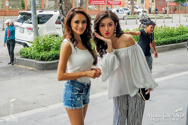 Soi chang duong cua Huyen My truoc chung ket Miss Grand International-Hinh-2