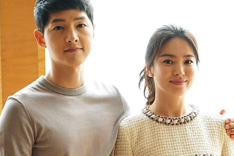 "Dan khach moi ""khung"" du dam cuoi Song Joong Ki - Song Hye Kyo"