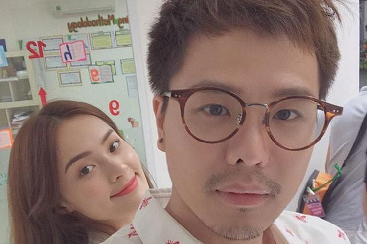 Hot Face sao Viet 24h: Dang Thu Thao khoe anh doi thuong sau dam cuoi-Hinh-2