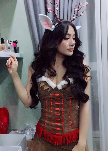 Hot Face sao Viet 24h: Dang Thu Thao khoe anh doi thuong sau dam cuoi-Hinh-6