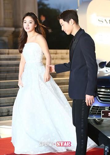 Day la ly do chang trai nao cung muon cuoi Song Hye Kyo