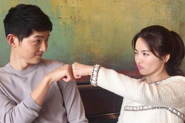 Truoc Song - Song, nhieu sao Han lam dam cuoi rieng tu tuyet doi-Hinh-3