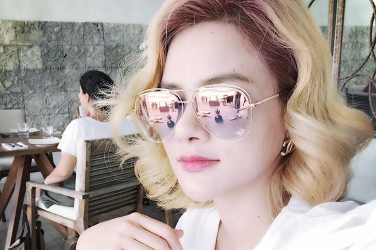 Hot Face sao Viet 24h: Thanh Thao benh vuc tan Hoa hau Dai duong-Hinh-11