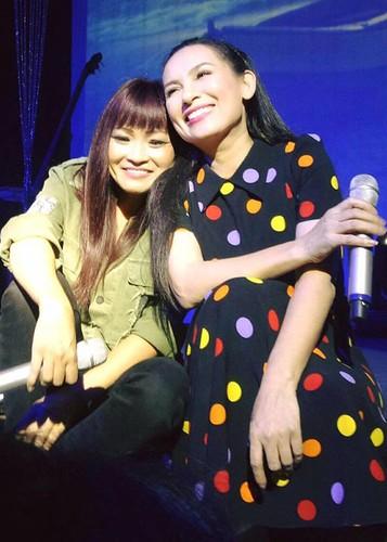 Hot Face sao Viet 24h: Thanh Thao benh vuc tan Hoa hau Dai duong-Hinh-4