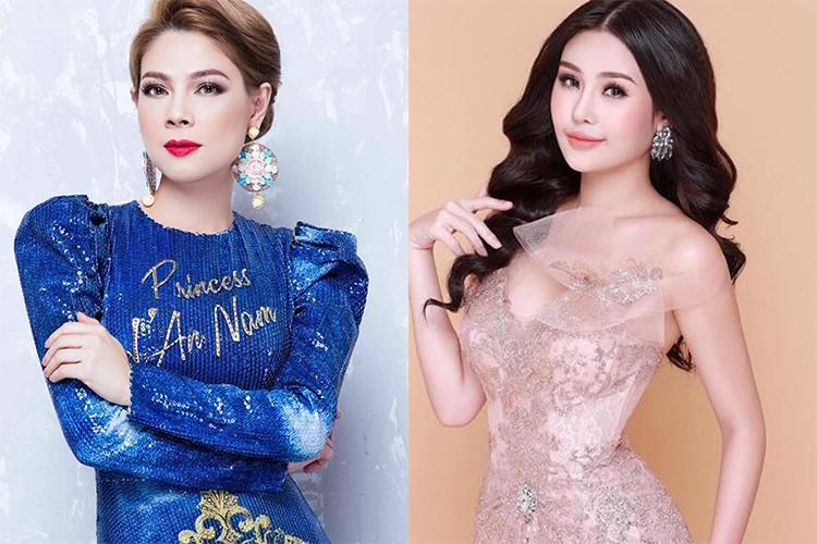 Hot Face sao Viet 24h: Thanh Thao benh vuc tan Hoa hau Dai duong