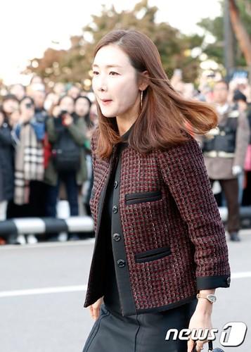 Chuong Tu Di, Kim Hee Sun du dam cuoi Song Hye Kyo-Hinh-4