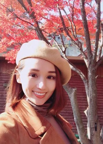 Hot Face sao Viet 24h: A hau Hoang Anh xinh dep tai xuat sau sinh-Hinh-11