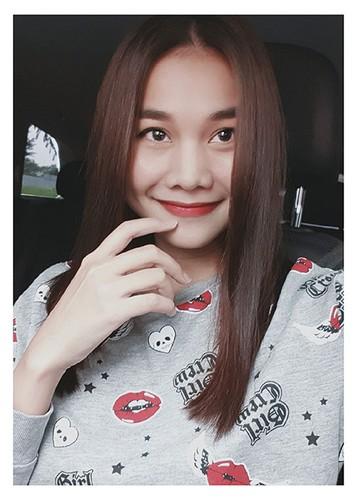 Hot Face sao Viet 24h: A hau Hoang Anh xinh dep tai xuat sau sinh-Hinh-5